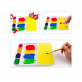 Joan Miro Children Painting Tools & Accessories-Paint Palette Tray
