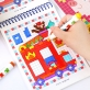 Joan Miro Pixel Pictures Coloring Book-Things To Go