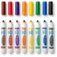 CRAYOLA Ultra-Clean Washable Broad Line Markers - 8ct