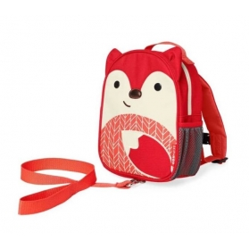 SKIP HOP Zoo Let Safety Harness Mini Backpack - Fox