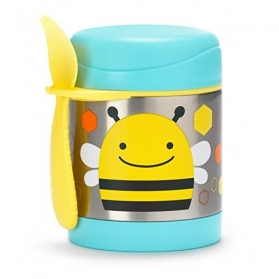 SKIP HOP Zoo Insulated Thermal Food Jar 325ml - Bee