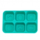 Marcus & Marcus Food Cube Tray 100% Silicone - Green