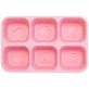 Marcus & Marcus Food Cube Tray 100% Silicone - Pink