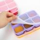 Marcus & Marcus Food Cube Tray 100% Silicone - Purple