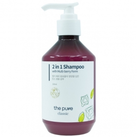 THE PURE CLASSIC 2in1 Shampoo with Multi-Berry Ferm 250ml