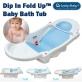 Lucky Baby Dip In Fold Up™ Bath Tub
