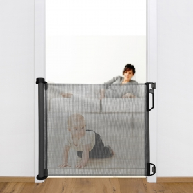 Lucky Baby Smart System™ Retractable Gate Fit up to 140cm
