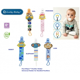 Lucky Baby Paci-Kliper™ Pacifier Holder