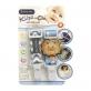 Lucky Baby Klipz-On™ Adjustable Strap - Lion