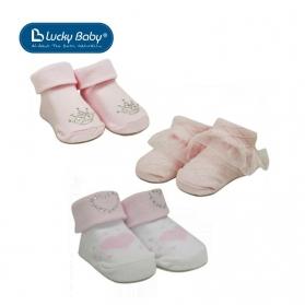 Lucky Baby First Soks™ Fold Up Socks
