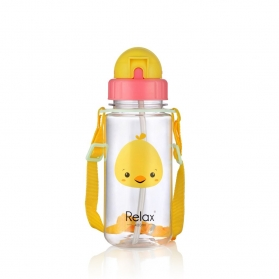 RELAX TRITAN KIDS WATER BOTTLE 400ml - Pink