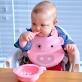 Marcus & Marcus Baby Feeding Starter Set - Pink Pokey