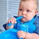 Marcus & Marcus Baby Feeding Starter Set - Blue Lucas