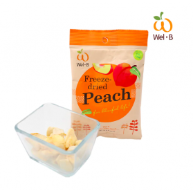 WEL.B Freeze-Dried Peach (Single/Bundle Pack)