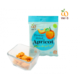 WEL.B Freeze-Dried Apricot (Single/Bundle Pack)