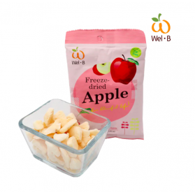 WEL.B Freeze-Dried Apple (Single/Bundle Pack)