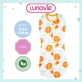 Lunavie Antibacterial Swaddle Pouch (Zip) - Lion