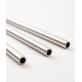 RELAX REUSABLE STAINLESS STEEL STRAW & BRUSH SET (3PCS)