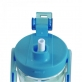 RELAX TRITAN WATER BOTTLE WITH STRAW 1800ML - CYAN BLUE