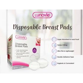 Lunavie Disposable Breast Pads (36pcs)