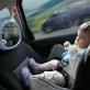 BENBAT Oly Active Car Mirror - Pink
