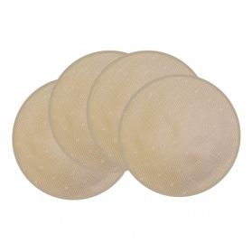 Lunavie Antibacterial Washable Bra Pads (4 Pcs)-OCY Cream