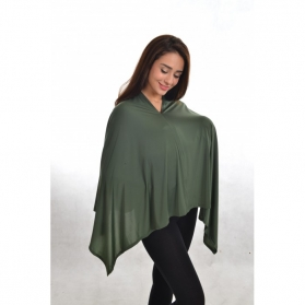 Lunavie Nursing Cover - Olive