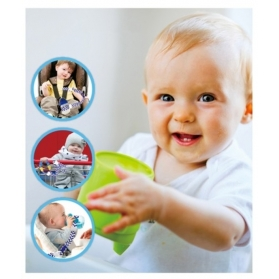 Lucky Baby Sippy-Buddy™ Adjustable Strap
