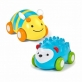 SKIP HOP EXPLORE & MORE Pull & Go Car Baby Toys - BEE