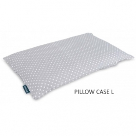 COMFY LIVING PILLOW COVER (L) - Grey