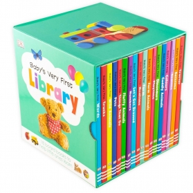 Baby's Very First Library 18 Board Books