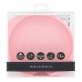Marcus & Marcus Silicone Suction Plate - Pink Pokey