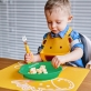 Marcus & Marcus Silicone Suction Plate - Green Ollie
