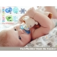 Nookums® Paci-Plushies Buddies Pacifier Holders - Jaspie Giraffe
