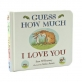 Guess How Much I Love You by Sam McBratney (Board book)
