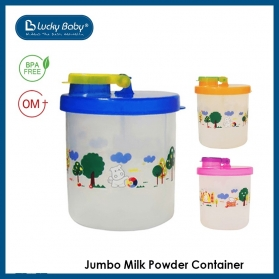 Lucky Baby Jumbo™ Milk Powder Container 3 Compartment