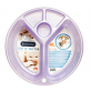 """Lucky Baby Top """"N"""" Tail™ Tub 5 Separate Compartments Baby Wash Basin"""