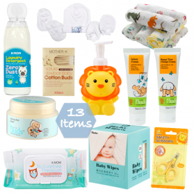 Ultimate Hospital Bag For Newborn Baby 妈妈待产宝宝用品 - Baby Essential 13