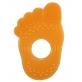 SIMBA Food Grade Silicone Teether - Orange Fragrance