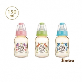 Simba D. Wonderland PPSU Feeding Bottle [Standard Neck] 150ml/5oz