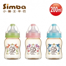 Simba Dorothy Wonderland PPSU Feeding Bottle - Wide Neck 200ml