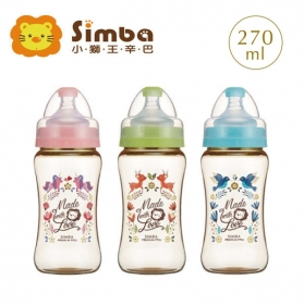 Simba Dorothy Wonderland PPSU Feeding Bottle - Wide Neck 270ml (9oz)