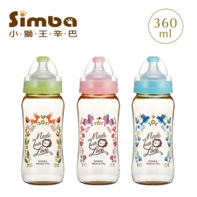 Simba Dorothy Wonderland PPSU Feeding Bottle - Wide Neck 360ml (12oz)