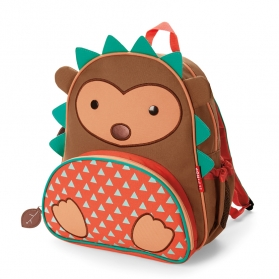 SKIP HOP Zoo Little Kid Toddler Backpack - Hedgehog
