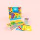 Joan Miro Big Box Of Games Kids 3 In 1 Table Board Games