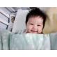 Comfy Baby Comfy Living Comforter Baby Blanket 80x110cm - Green Bear