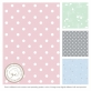 Comfy Baby Comfy Living Comforter Baby Blanket 80x110cm - Pink Dot