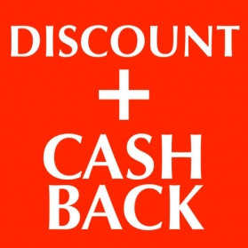 12.12 SUPER SALES DISCOUNT + 10% CASH BACK
