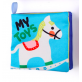 Joan Miro My First Soft Cloth Book - My Toys