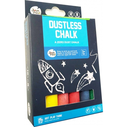 Joan Miro Dustless Chalk 8 Colors 12 Sticks